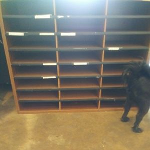 Other - Mail/paper slot shelf